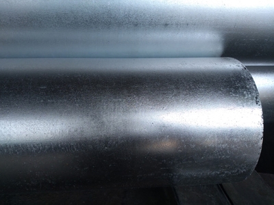 Hot Galvanized LSAW steel pipe