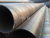 Spiral Steel Pipe Pile ASTM A252 GR.3 Size 610X15.88 X18Meter