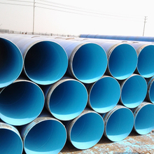 Coated Steel Pipe 3LPE &3LPP Coated Pipe FBE Internal& External Kinds of Epoxy